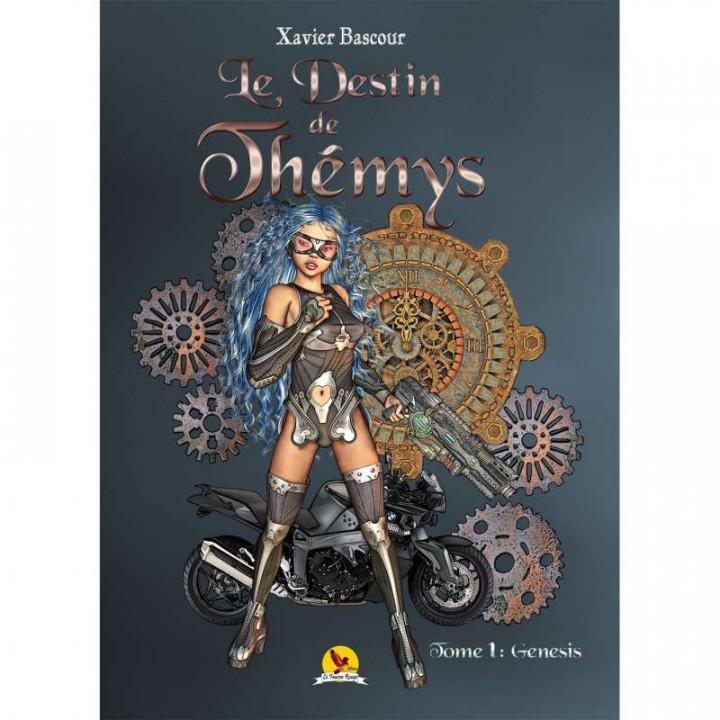 BD Le destin de Thémys - Tome 1 : Genesis