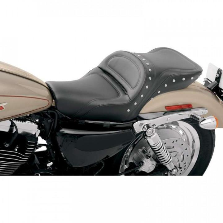 Selle confort Saddlemen EXPLORER SPECIAL Harley-Davidson SPORTSTER XL883/1200 04- (réservoir 4,5 gallons)