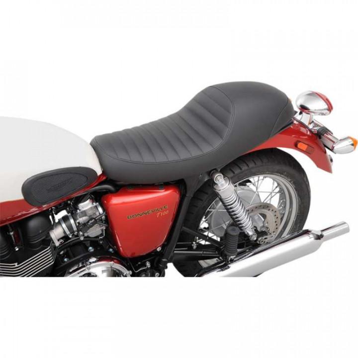 Selle confort Saddlemen AMERICANO CLASSIC Triumph Bonneville T100/SE, Thruxton