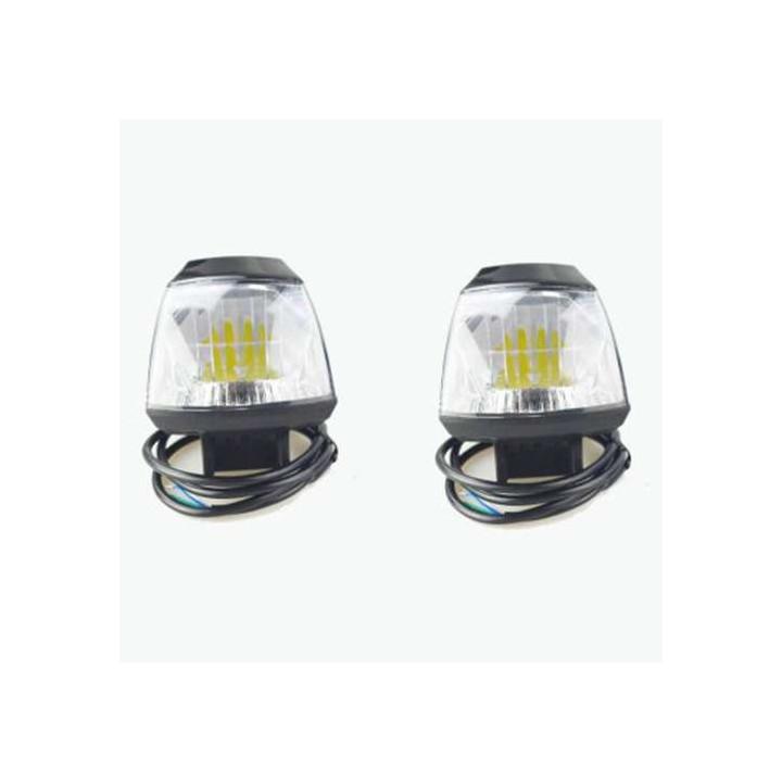 Feux additionnels leds TG DUAL LED 7 (2000 lumens)