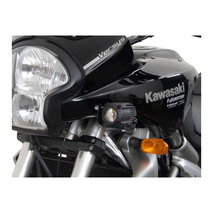 Kit de montage feux SW-Motech HAWK Kawasaki VERSYS 650 07-09