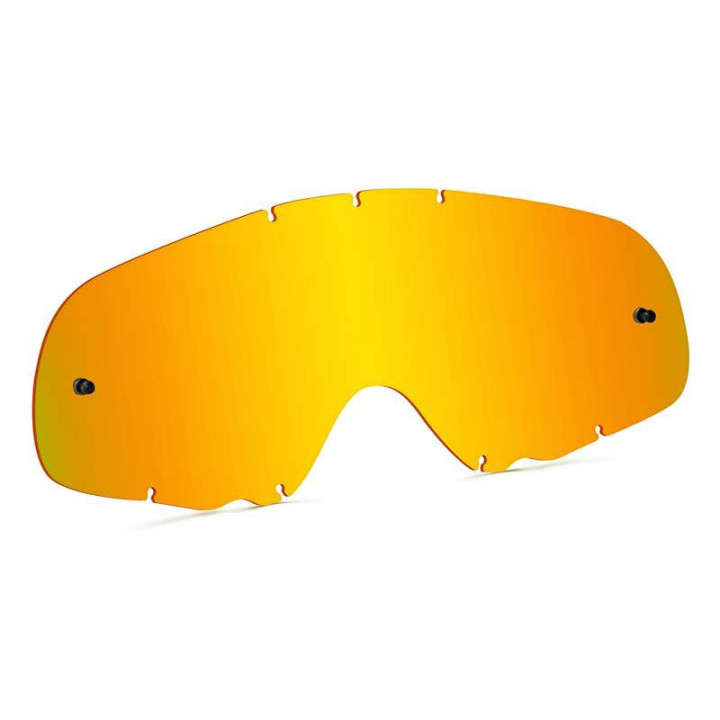 Ecran Fire Iridium pour masques Oakley CROWBAR