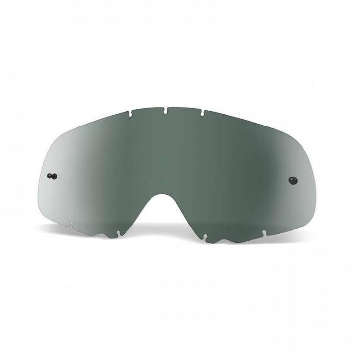 Ecran Dark Grey pour masques Oakley CROWBAR