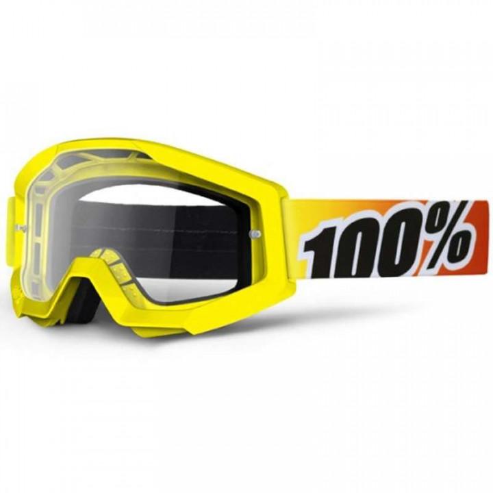 Masque moto cross 100% STRATA SUNNY DAYS