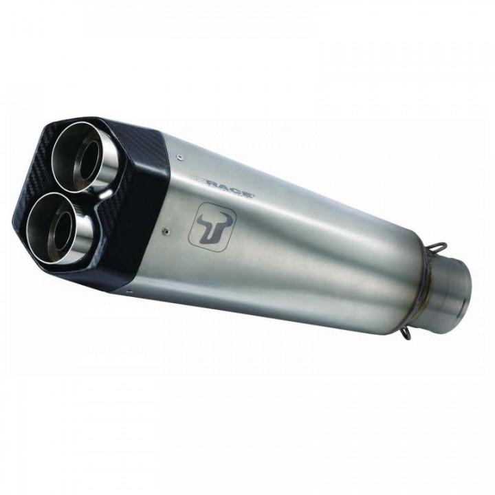 Silencieux homologué IXRACE M9 Honda NC700/750S/X INTEGRA