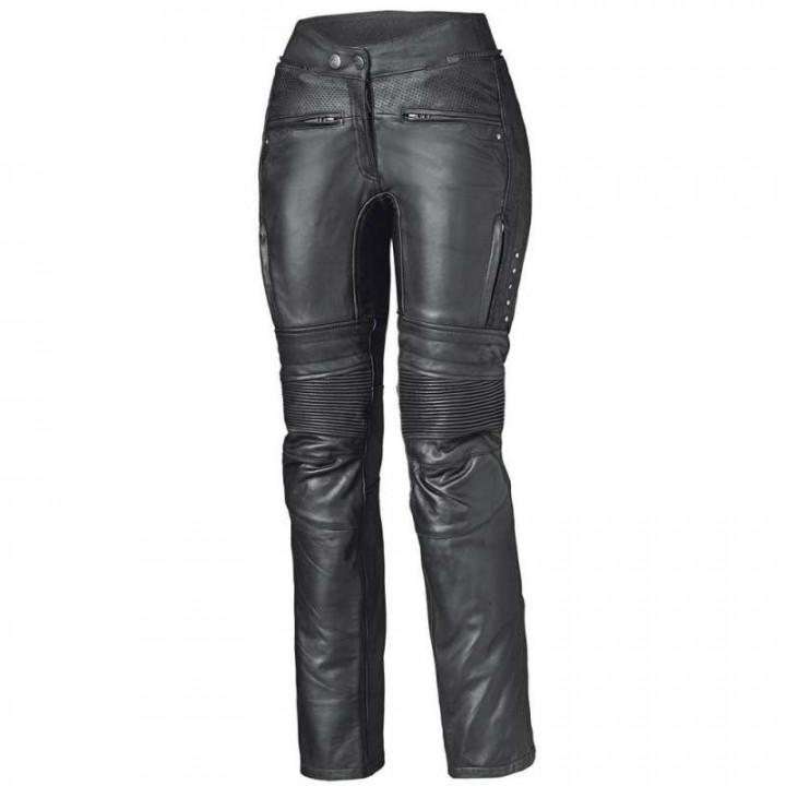 Pantalon moto cuir femme Held LESLEY II