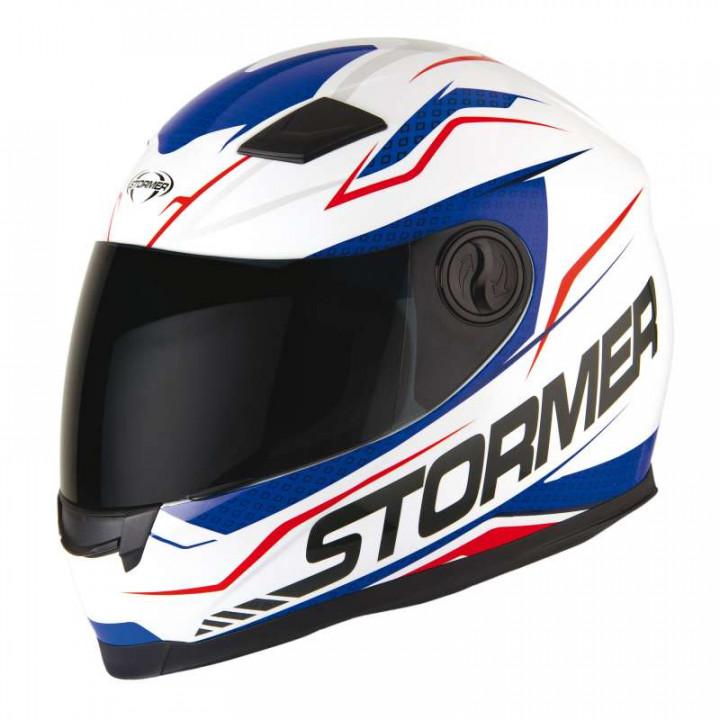Casque moto Stormer AREA FASTER