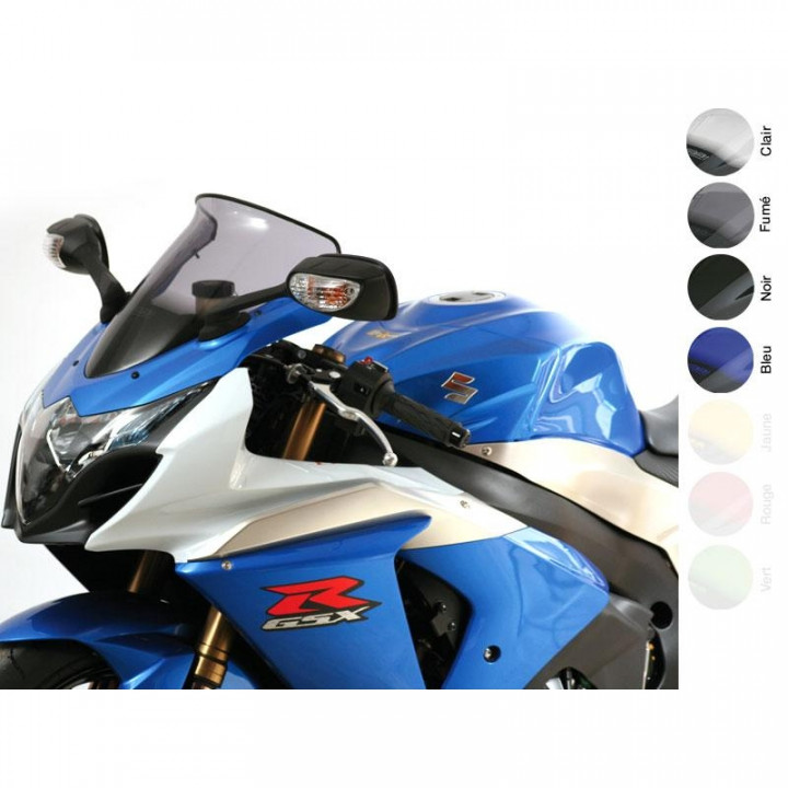 Bulle MRA Sport Fume Pour Suzuki Gsxr1000 09