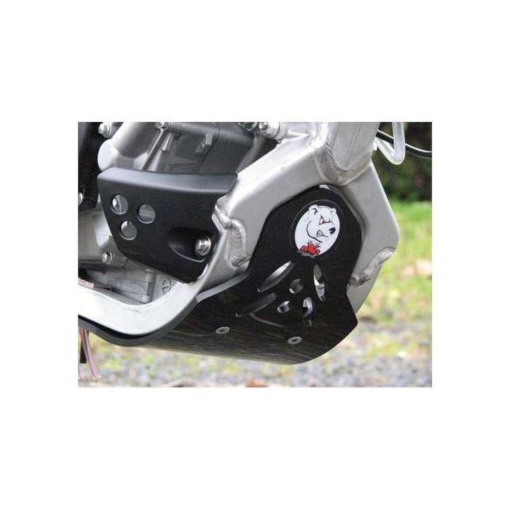 Semelle AXP MX PHD 6mm Noir Kawasaki KXF 250 09-13