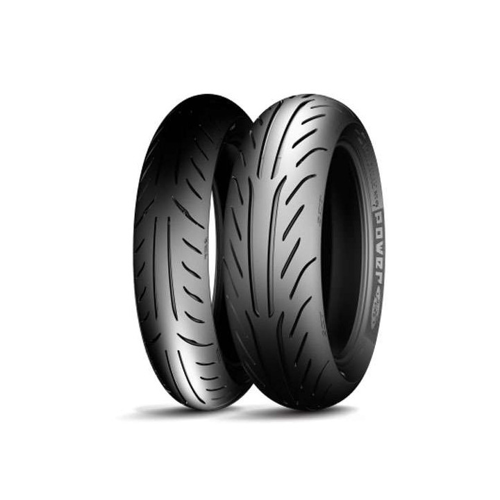 Pneu avant Michelin PILOT ROAD 2 120/70ZR17 58W