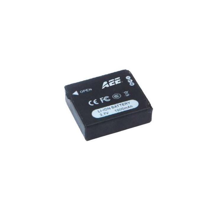 Batterie de rechange 1000mAh pour caméra AEE SD21/SD23