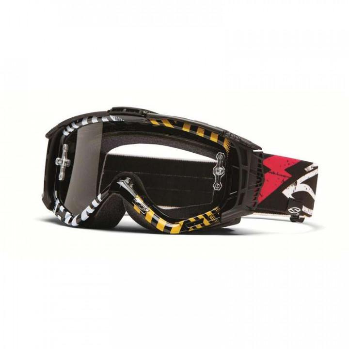 Masque cross Smith Optics INTAKE SWEAT-X PASTRANA CROSSLAND