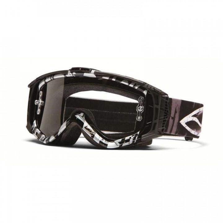Masque cross Smith Optics INTAKE SWEAT-X BLACK BATIK