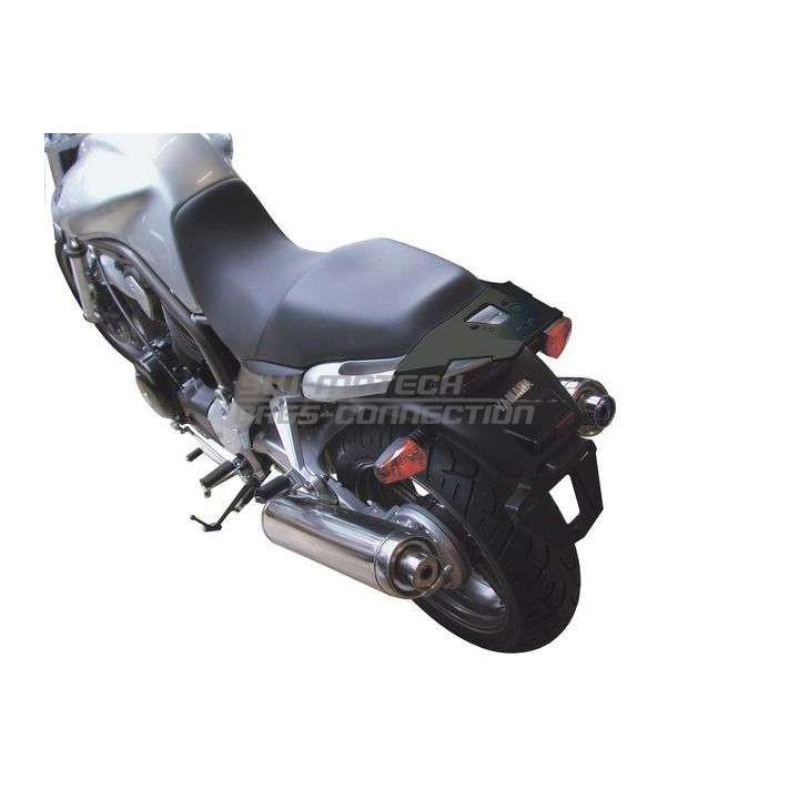 Support top case SW-Motech RACK ALU Noir Yamaha BT1100 BULLDOG