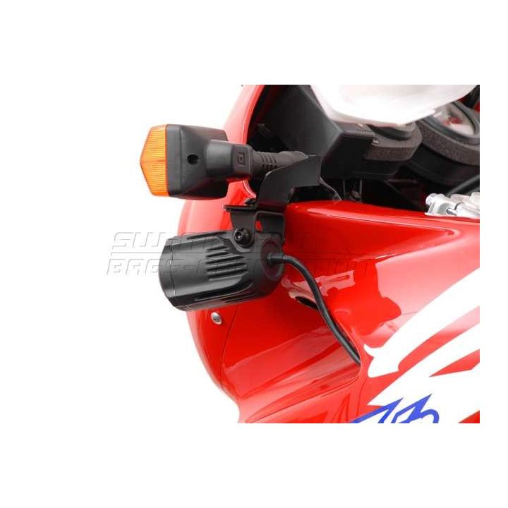 Kit de montage feux SW-Motech HAWK Honda XRV750 AFRICA TWIN 92-03