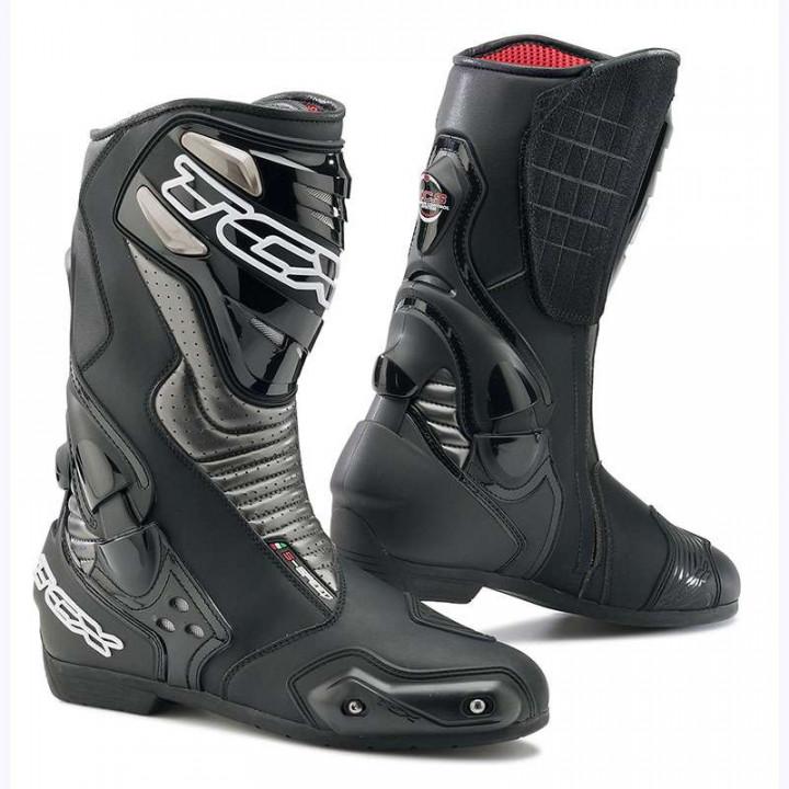 Bottes moto TCX S-SPEED Noir
