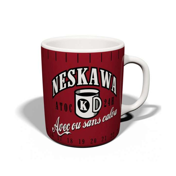 Mug Joe Bar Team NESKAWA