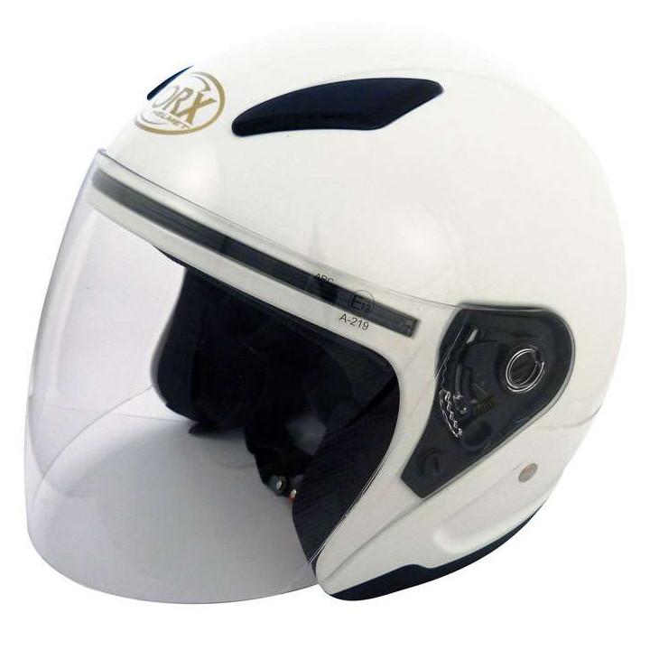 Casque moto enfant Torx WALT SHINNY WHITE