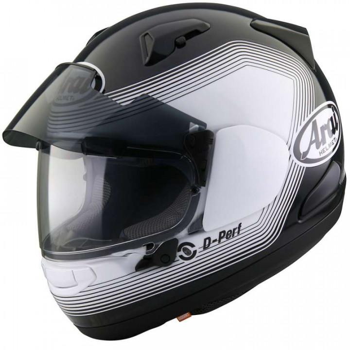 Casque moto Arai QV-PRO SHADE WHITE
