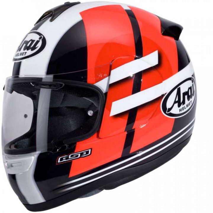 Casque moto Arai AXCES-II SENSAI RED