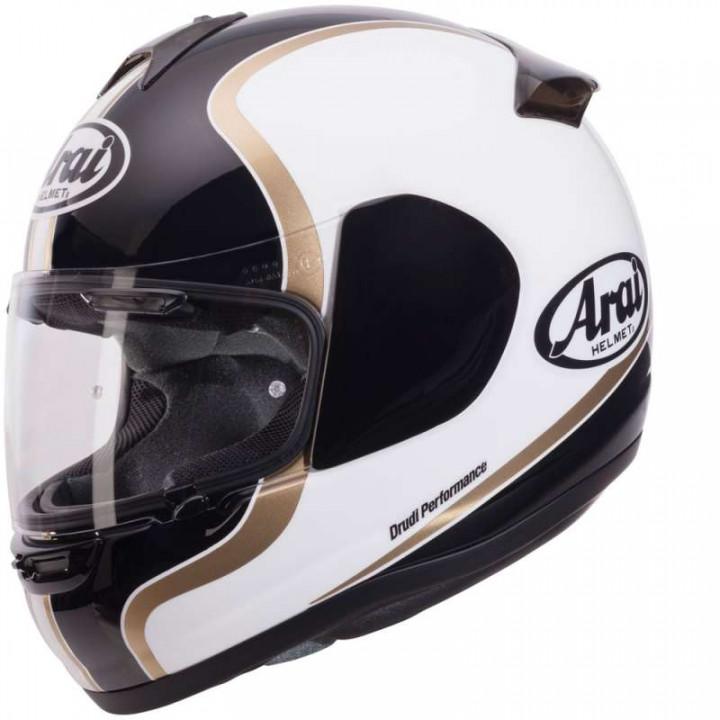 Casque moto Arai AXCES-II DUAL BLACK