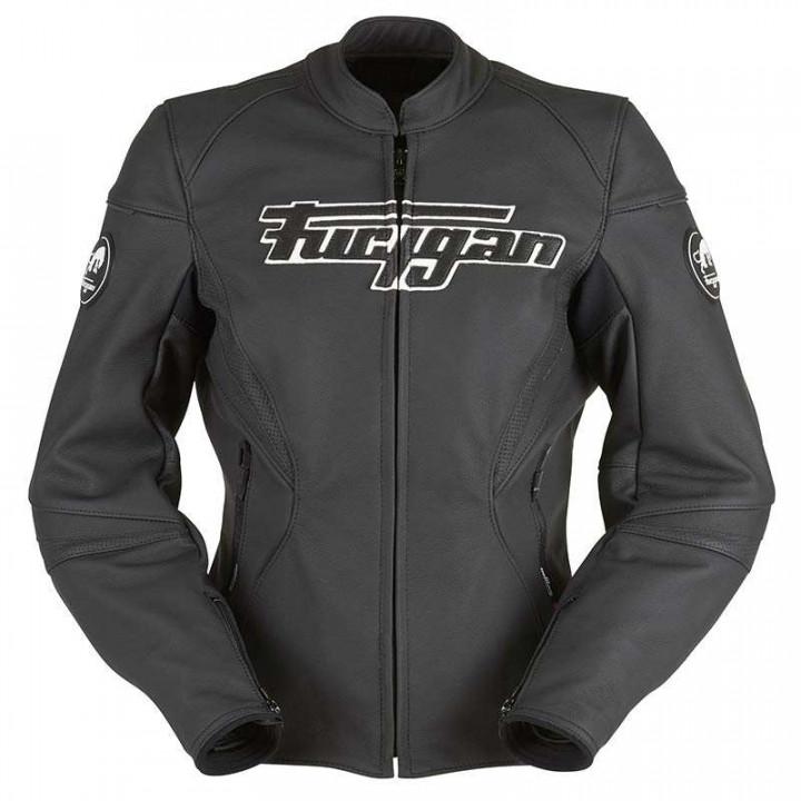 Blouson moto cuir femme Furygan KALI