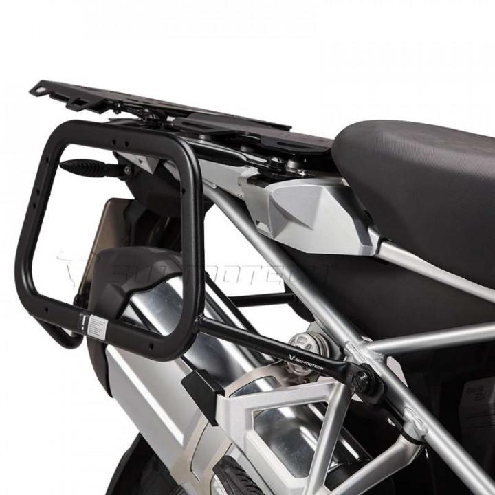 Supports latéraux SW-Motech QUICK-LOCK EVO BMW R1200GS LC