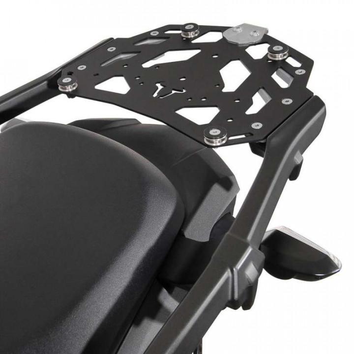 Support top case SW-Motech RACK ACIER Kawasaki 1000 VERSYS 12-