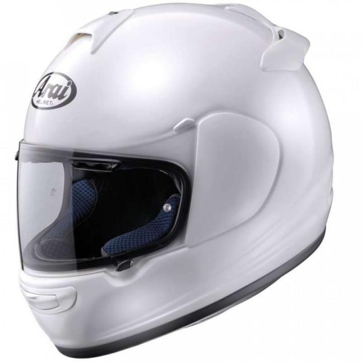 Casque moto Arai AXCES-III FROST WHITE