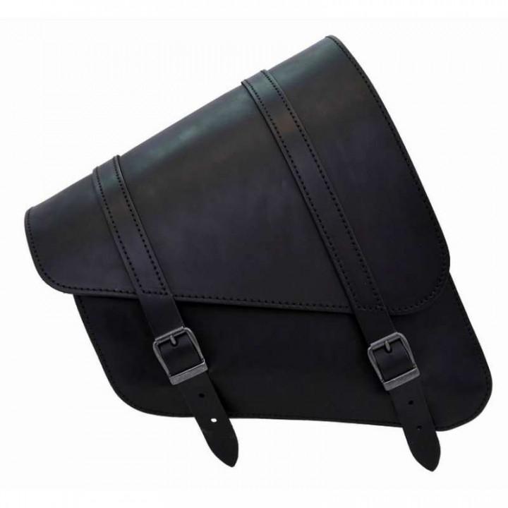 Sacoche latérale Ledrie Noir HD Sportster