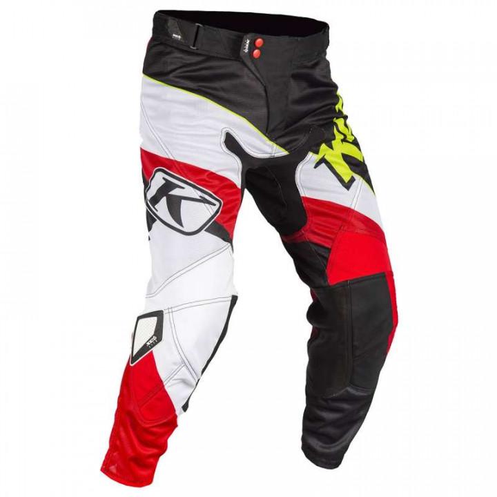 Pantalon cross KLIM XC 2018 Rouge