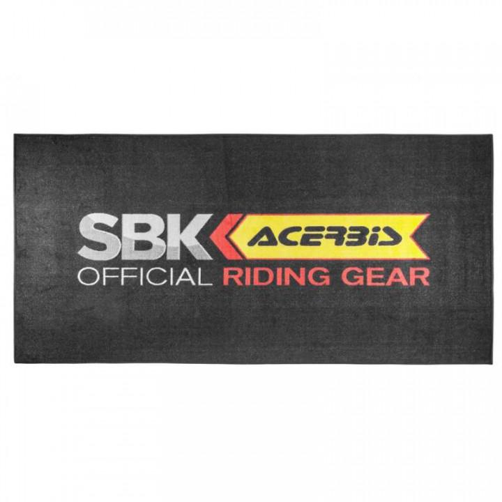 Tapis de paddock environnemental Acerbis SBK 200x100cm