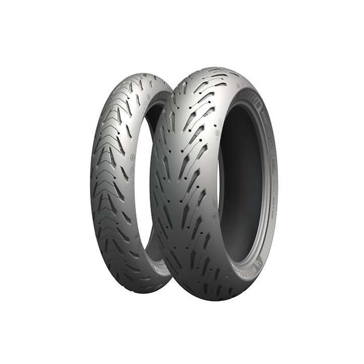 Pneu avant Michelin ROAD 5 TRAIL 120/70 ZR 19 M/C 60W TL