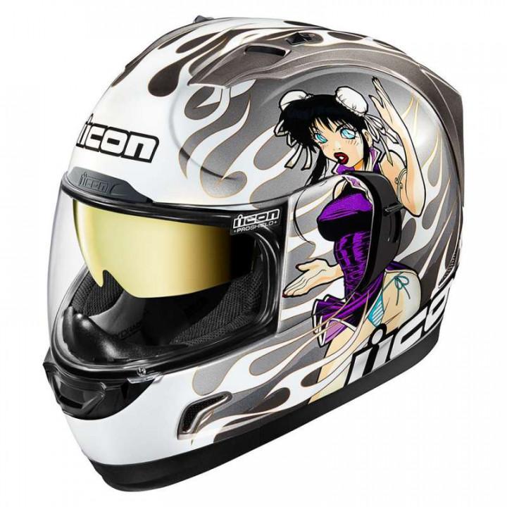 Casque moto Icon ALLIANCE GT DL18