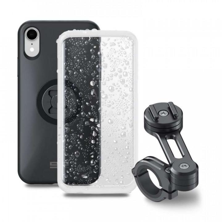 Pack complet SP CONNECT Moto Bundle iPhone XR
