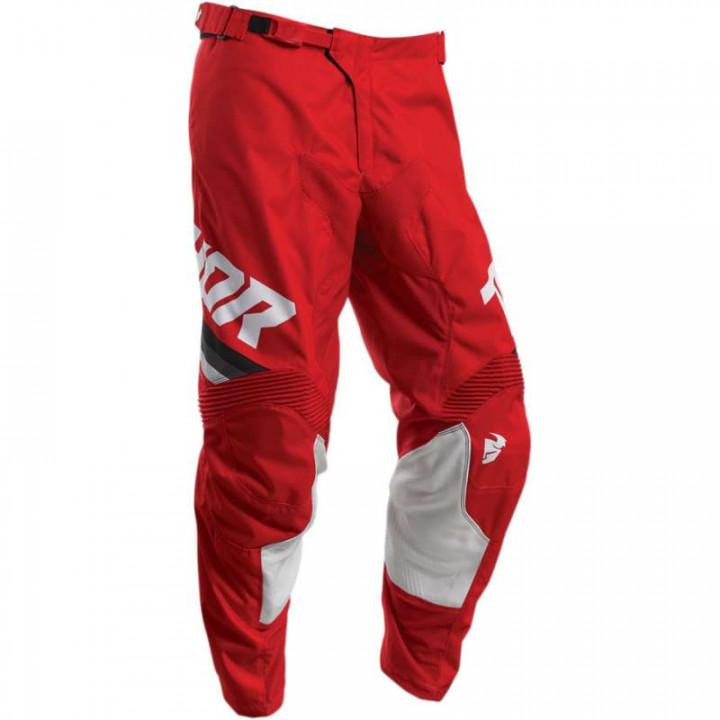Pantalon moto cross Thor PULSE 2020 PINNER RED