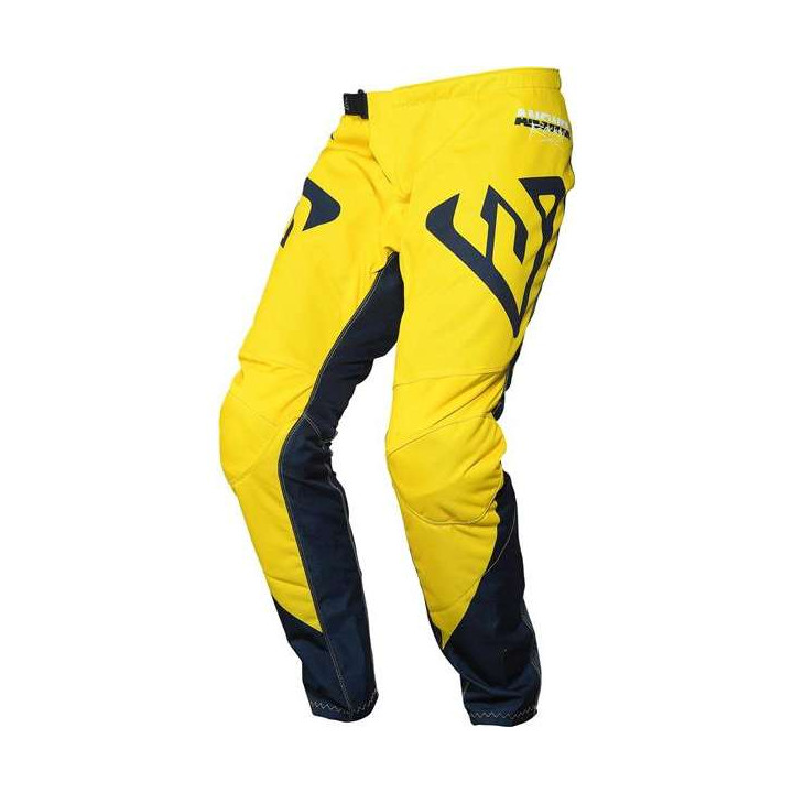 Pantalon moto cross Answer SYNCRON PRO GLOW 2020 Yellow/Midnight/White