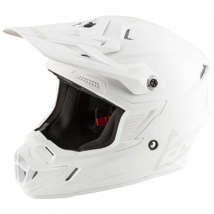 Casque moto cross Answer AR1 2020 Matte White
